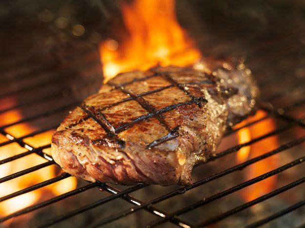 Steiks uz grila – baudījums gardēdim