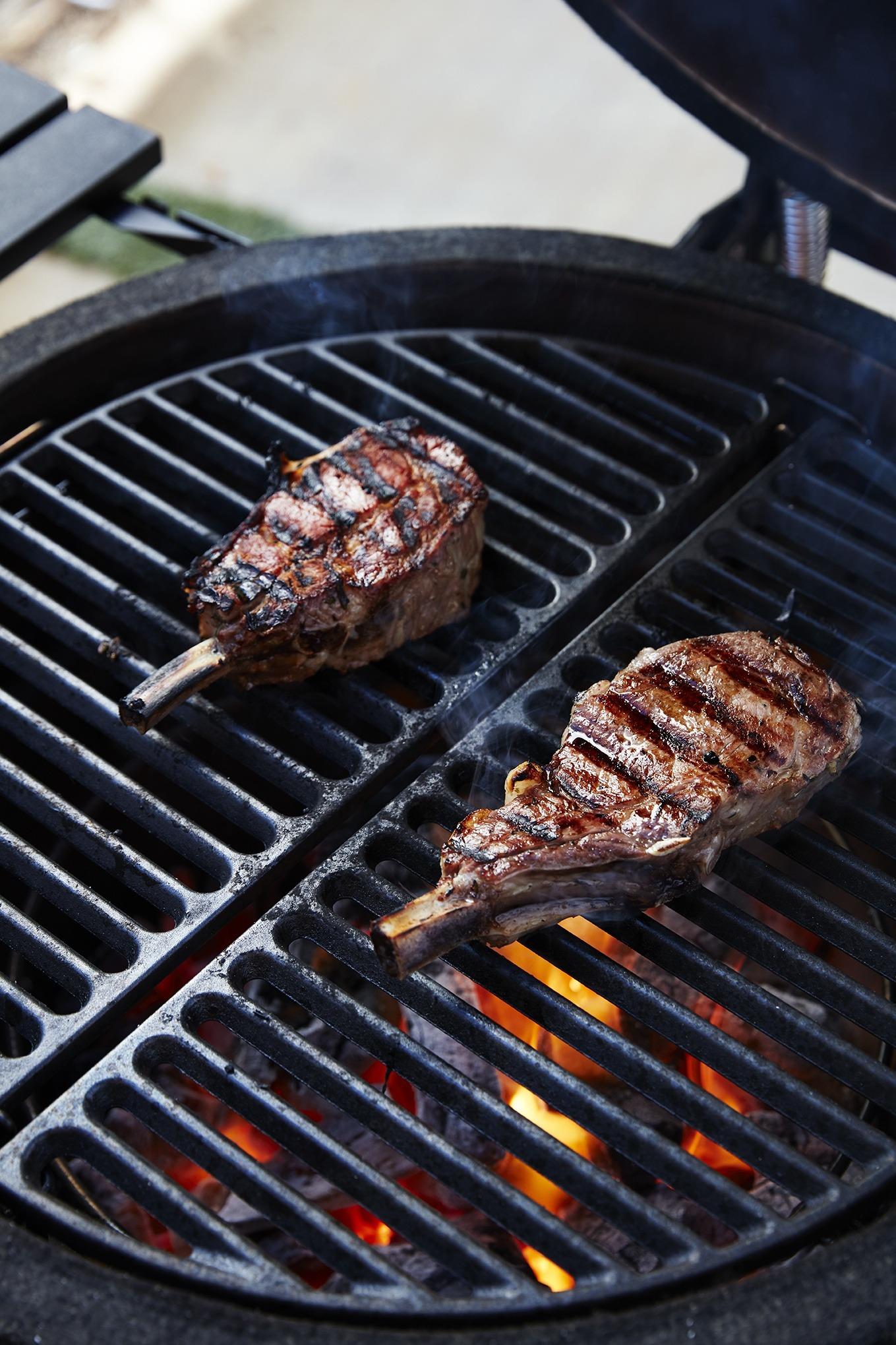 Keramiskais grils – ideāls variants steiku pagatavošanai