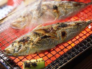 Подарок рыбаку – рыба на гриль