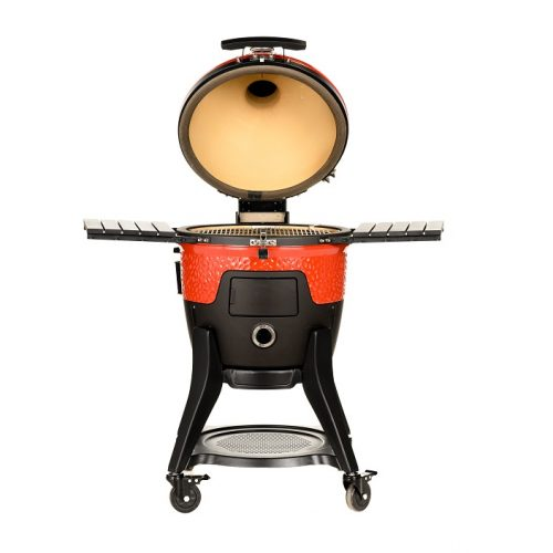 Pellet Joe Open lid Kamado Joe